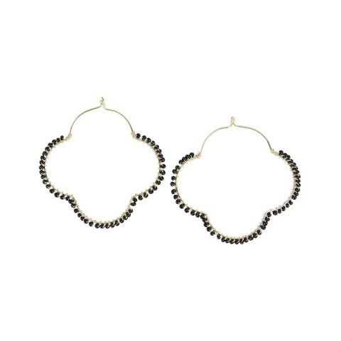 Pier Earrings Pearlescent