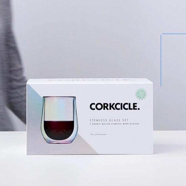 Corkcicle Stemless Glasses (set of 2)