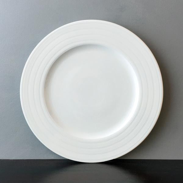 Cambridge Stripe Place Setting Monogramed