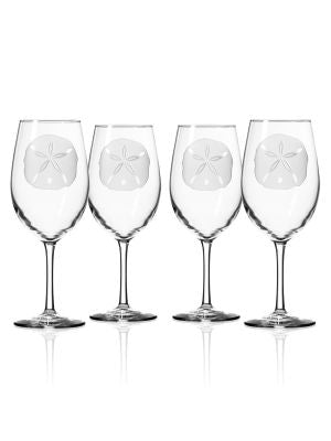 Sand Dollar All Purpose Wine glass