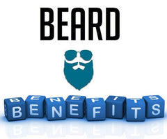 Benefits to have a beard
