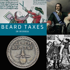 'Beard Tax' Coin Discovered in Russia