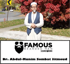 Dr. Abdul-Munim Sombat Jitmoud - He Forgives His Son's killer  - Famous Bearded Men