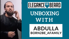 UNBOXING ON JUMU'AH WITH BR ABDULLA BORN2BE_AFAMILY