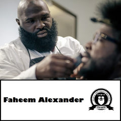 "Faheem Alexander ""The Roots' Barber""- Interview - Let's Talk About Beards"