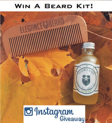 Win a Beard Kit on Instagram! Giveaway!