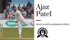 LET'S TALK ABOUT BEARDS WITH AJAZ PATEL PROFESSIONAL CRICKETER