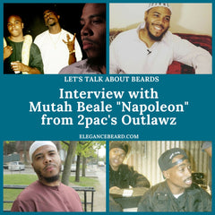 "Interview with Mutah Beale ""Napoleon"" from 2pac's Outlawz"