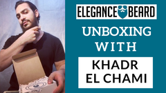 UNBOXING WITH KHADR EL CHAMI - MONTREAL SPOKEN WORD ARTIST