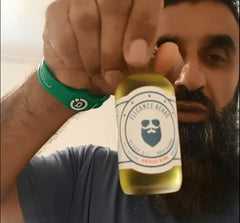 "AMAR ""LOVEDBEARD"" BEARD TREATMENT!"