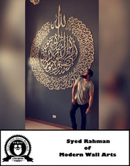Syed Rahman of Modern Wall Arts - Interview - Let's Talk About Beards