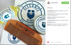 Peter Gould Tested Our Beard Products!