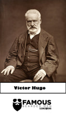 Victor Hugo - Famous Bearded Men