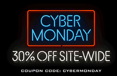 Cyber Monday 30% Off Flash Sale! 👍