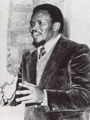 Steve Biko - Black is Beautiful- Famous Bearded Men