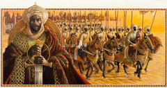 "Mansa Musa ""The Richest Person in History"" - Famous Bearded Men"