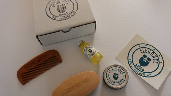 The Ultimate Beard Care Kit - Free Canada/US Shipping