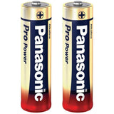 AA Batteries - 2, 6 and 12 Packs
