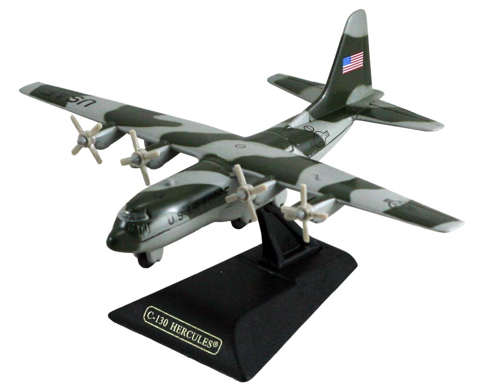 InAir Legends of Flight - C-130 Hercules - Grey Camo