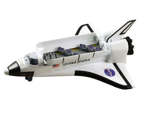 InAir NASA Space Shuttle Pullback - 8 inch