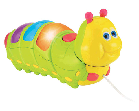 My Precious Baby - Lights & Sound Caterpillar