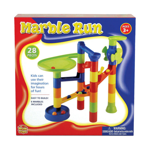 Marble Run 28-pc Playset