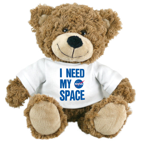 Cuddle Zoo Classics - I Need My Space Bear - Colors Vary