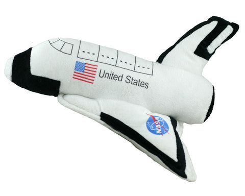 Cuddle Zoo - Space Shuttle Plush