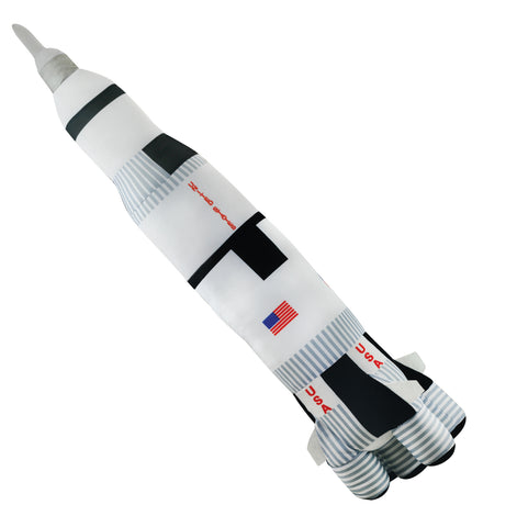 Cuddle Zoo - Saturn V Rocket - 28 inch