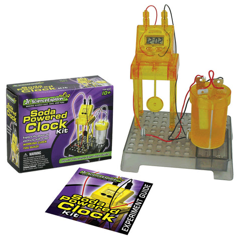 Safe, Educational, Hands On Science Kit that Teaches Basics of Electrical Science that comes with Everything Needed for Assembly and Educational, Easy to Follow Experiment Guide.