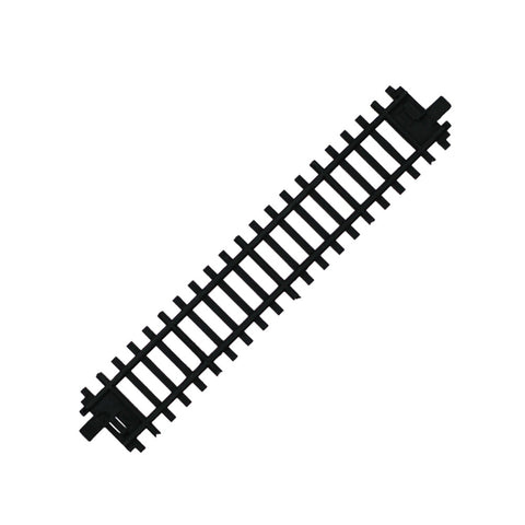 1 Piece of Durable Plastic Replacement Snap Together Straight Track to be used with the 14, 20 or 40 Piece WowToyz Classic Hobby Model Train Sets.