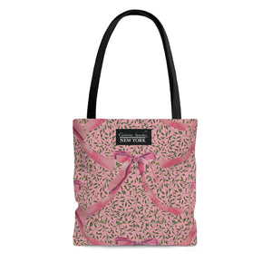 Pretty In Pink Bow Bag