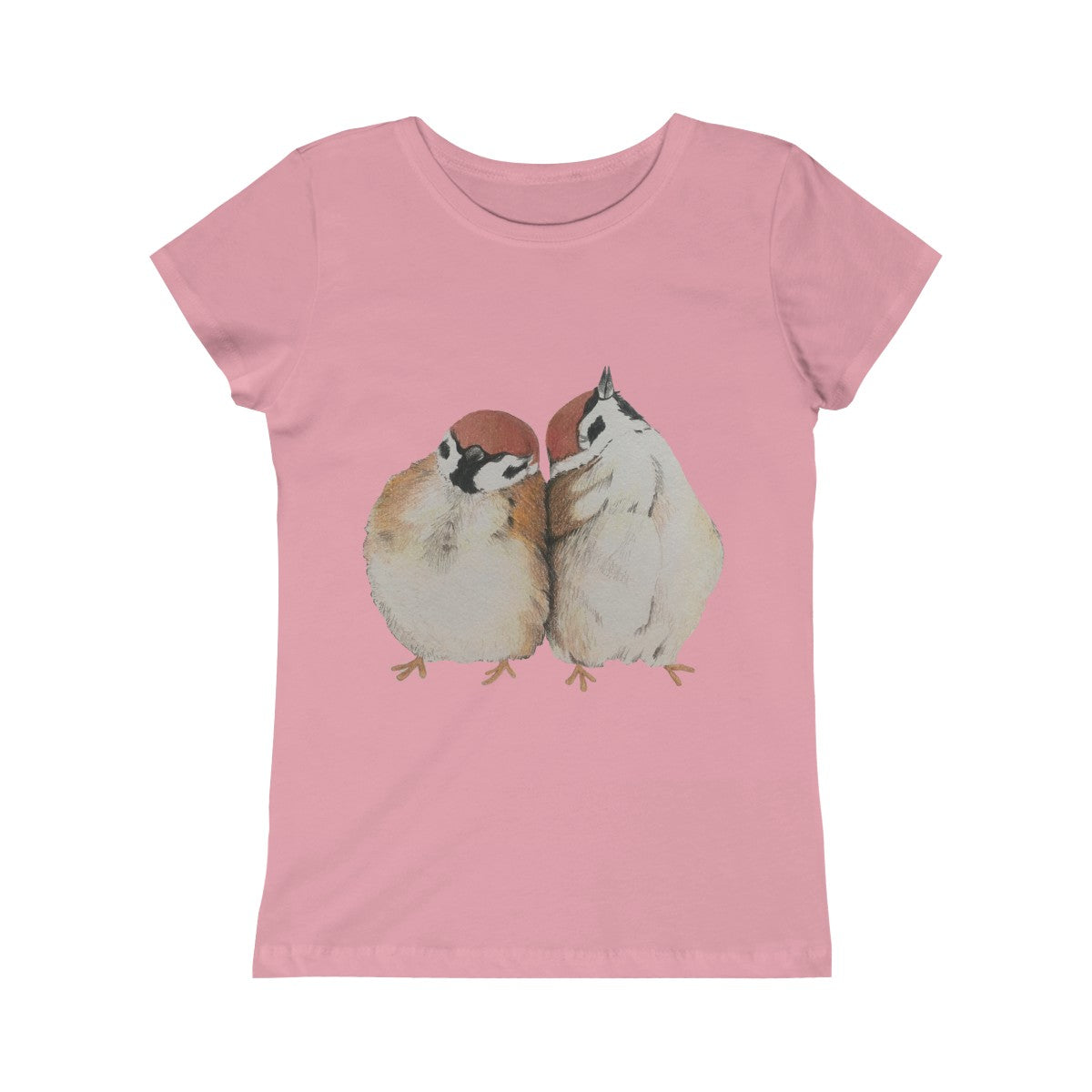 Bird's Tales Girls Princess Tee