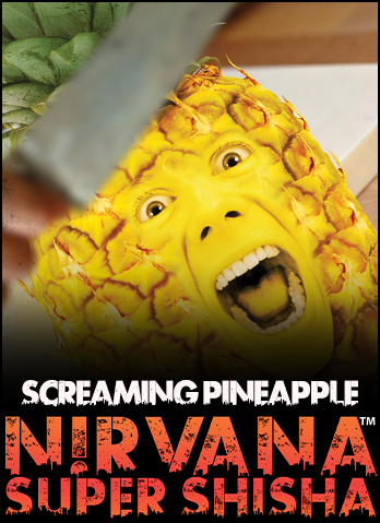 Screaming Pineapple