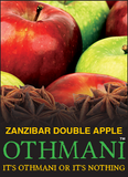 Zanzibar Double Apple