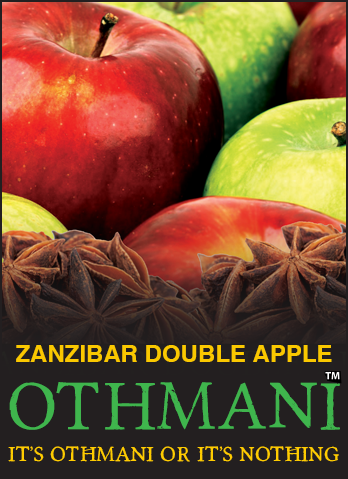 Zanzibar Double Apple  (Double Apple)