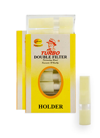 Cotton Double Filters
