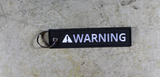 WARNING: Protected by the 2nd Amendment - America AF Original KeyTag