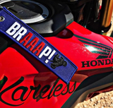Patriotic Braaap! - Original MotoMinds Key tag