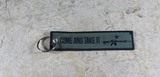 Come and Take It - Original MotoMinds KeyTag