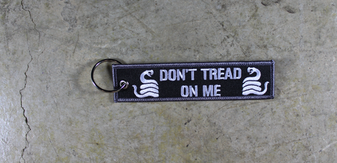 Don't Tread On Me - Original MotoMinds Key Tag