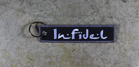 'Infidel' - MotoMinds™ Key Tag