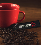 The Key to My Heart - Original CG Key tag
