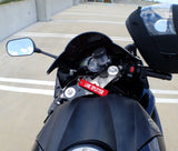 CG KeyTags Motorcycle Keychain - Lane Splitter