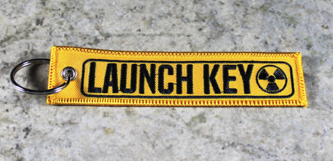 Launch Key - Original CG Key tag