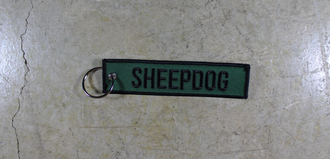 Sheepdog - America AF Original Key Tag