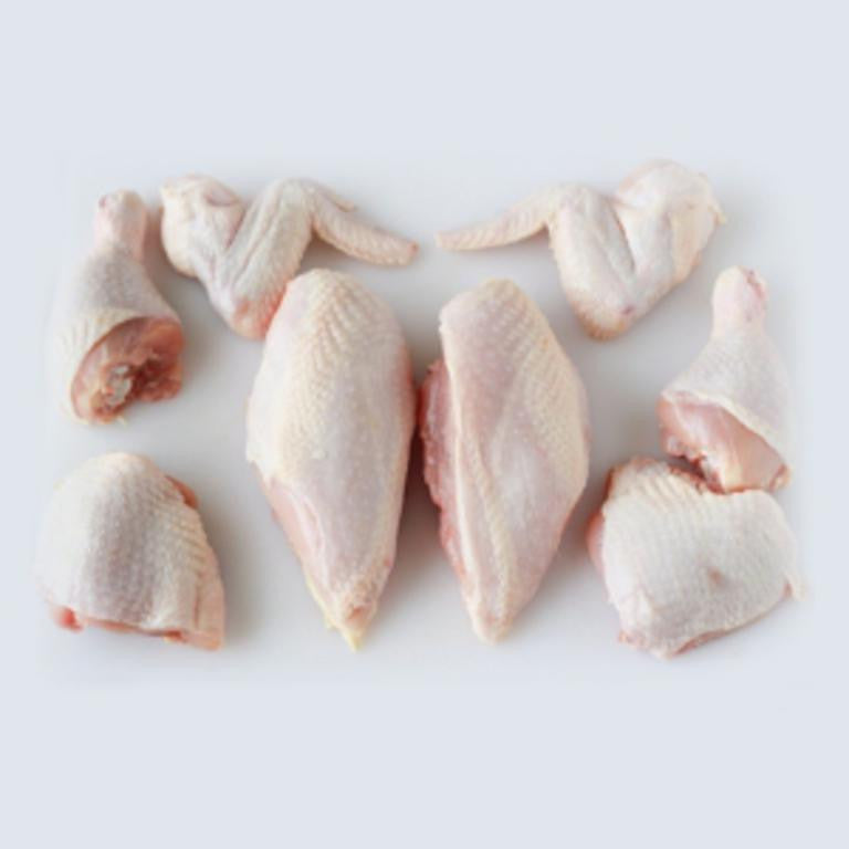 Pasture Raised chicken - 8 Piece Cut