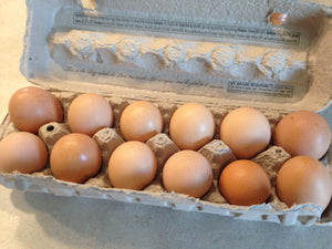 Pasture Raised -  Eggs