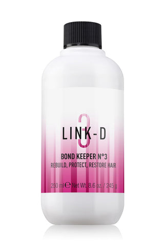 LINK-D Bond Keeper #3, 250 ml / 8.4 fl. oz