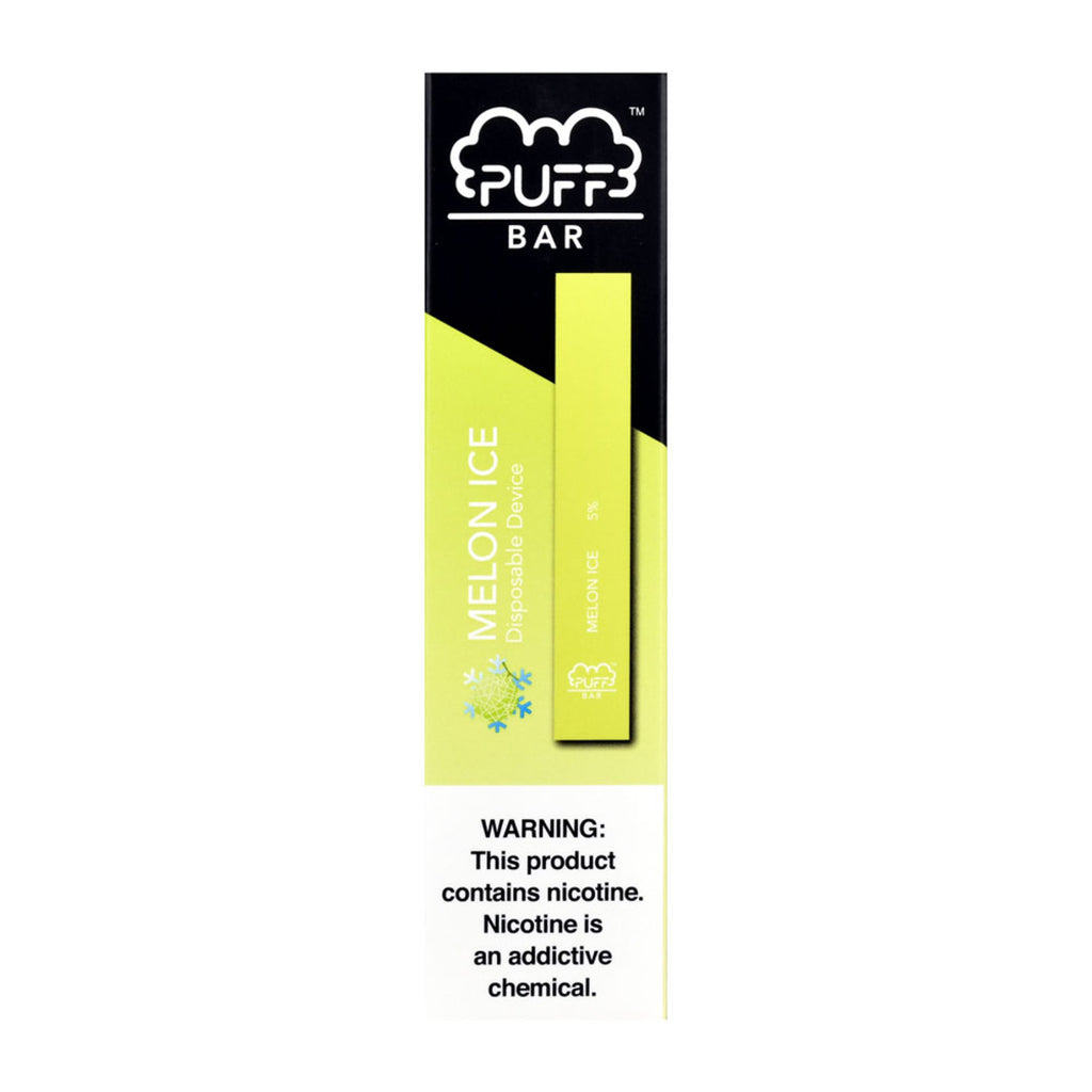 Melon Ice Puff Bar Disposable Vape